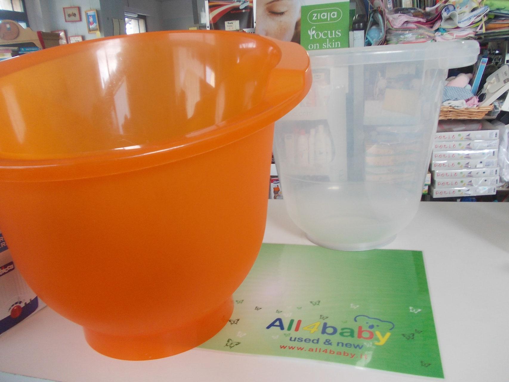 Vasca Da Bagno Hoppop : Vaschette bagno all baby