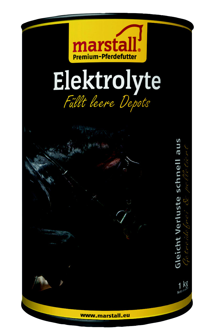elektrolyte pferd