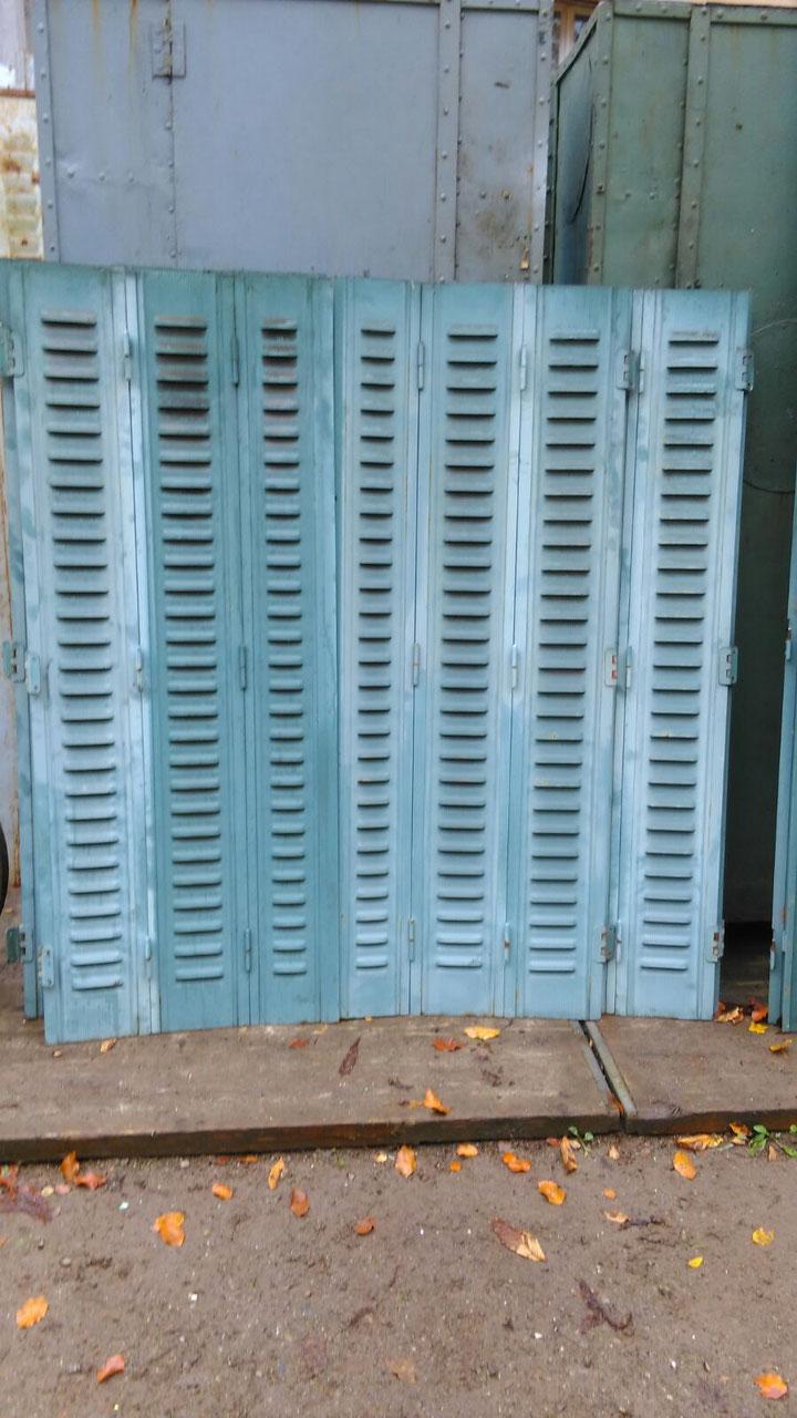 Fensterläden - VILLATERRA Vintage Industrie Design Industriemöbel ...