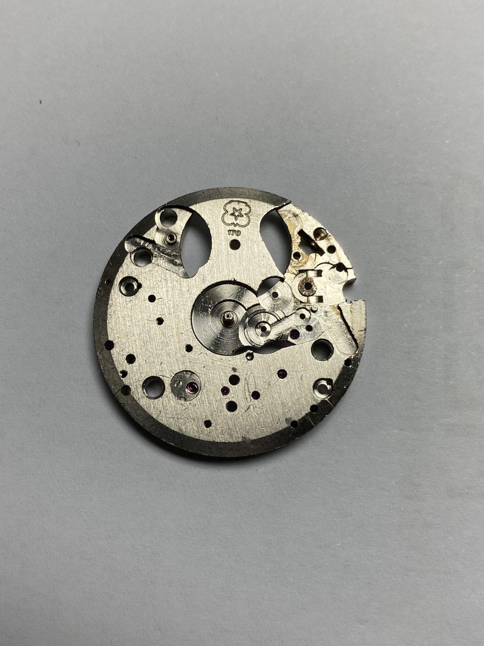 3 Aufzugswellen Landeron 13 1//2 ``` 520,90 Ronda 1555 neuwertig,ältere Lagerware