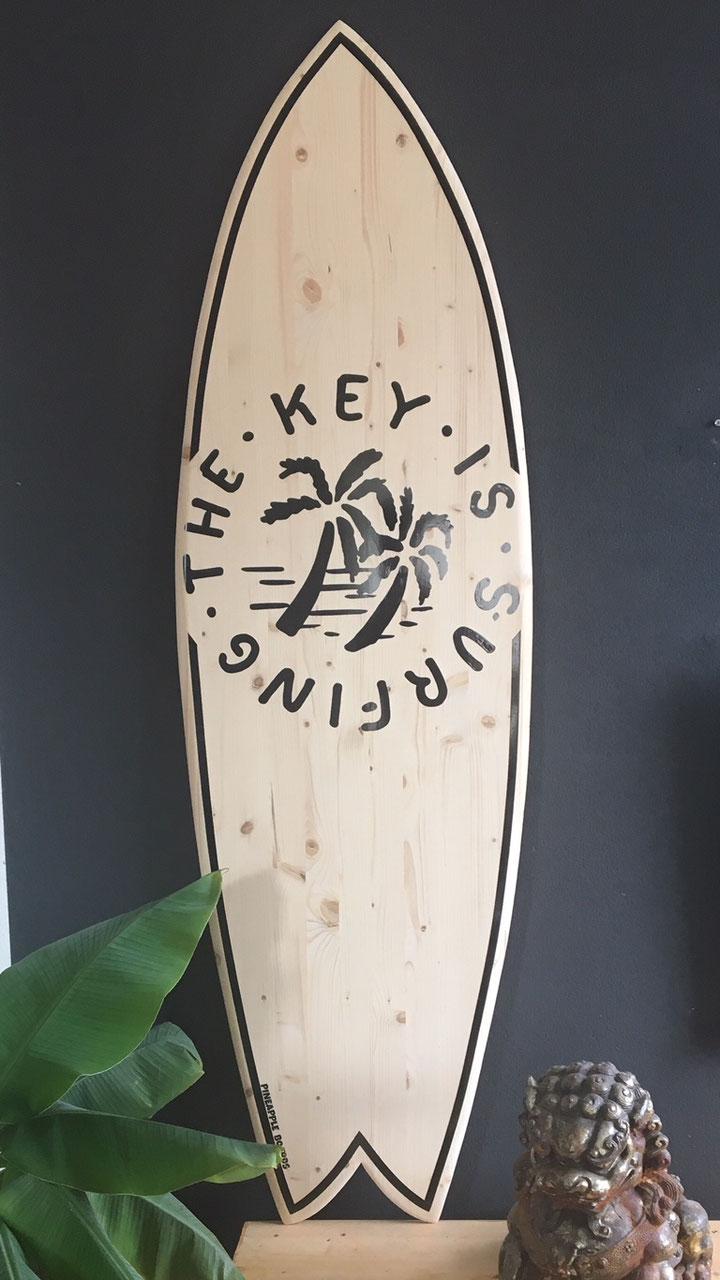 Deko Surfboards Pineapple Boards Deko Surfboards