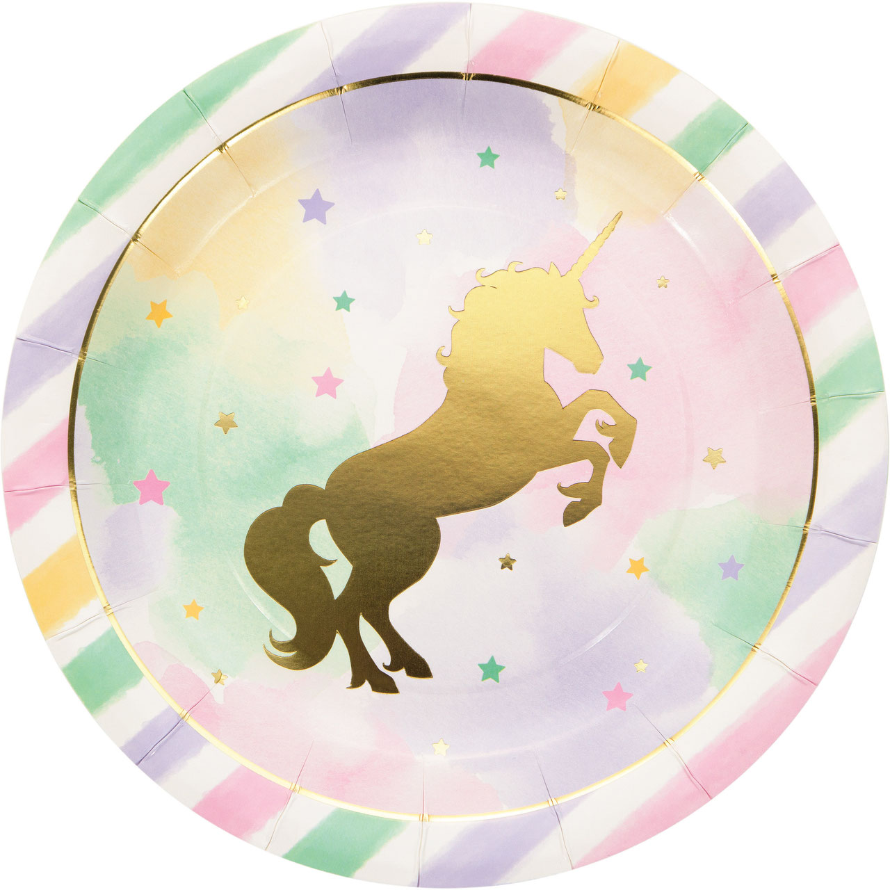 D co licorne baby shower bapt me anniversaire d co for Chambre unicorn