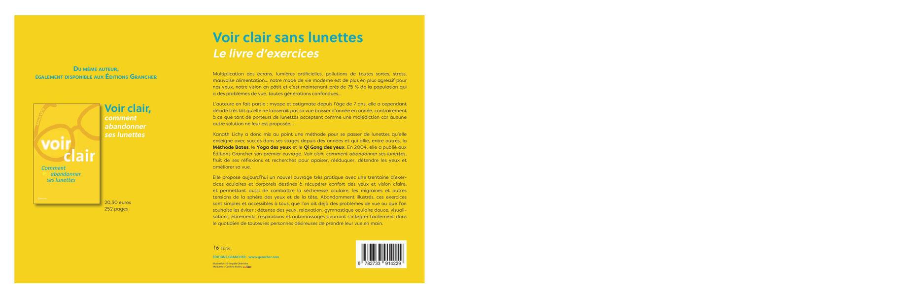 b1d0a2d09c5993 Livres - Voir Clair de Xanath Lichy