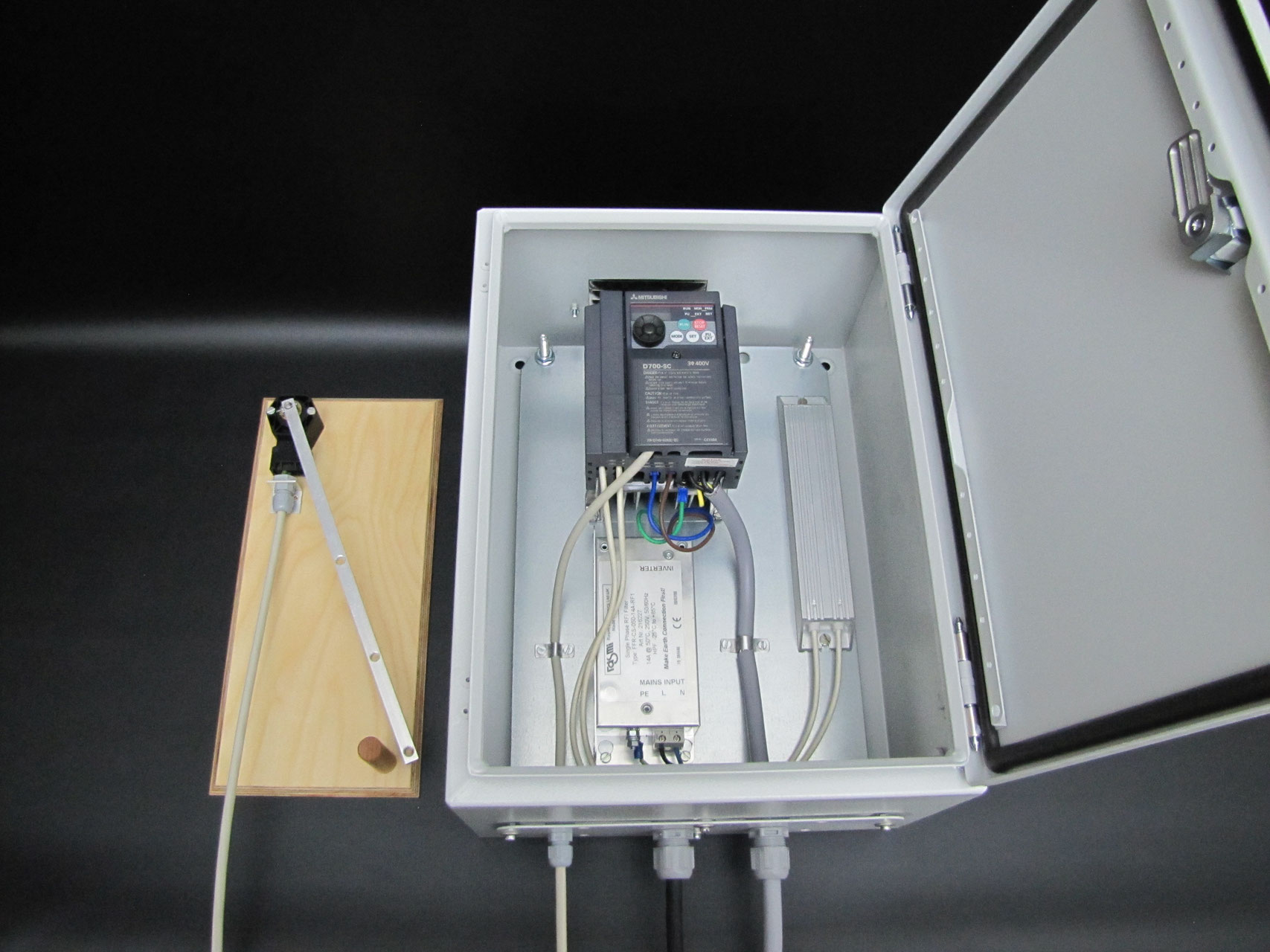 Variable Frequency Drive For An Automatic Control Of Organ Motor Electronics Hobby In Den Warenkorb
