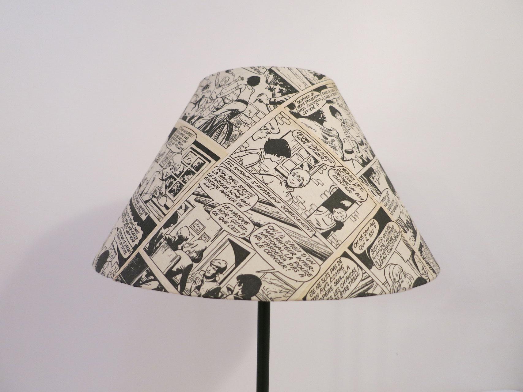 Lampes bd cloclostudio