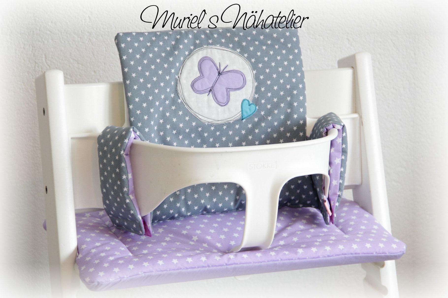 tripp trapp kissen muriels n hatelier. Black Bedroom Furniture Sets. Home Design Ideas