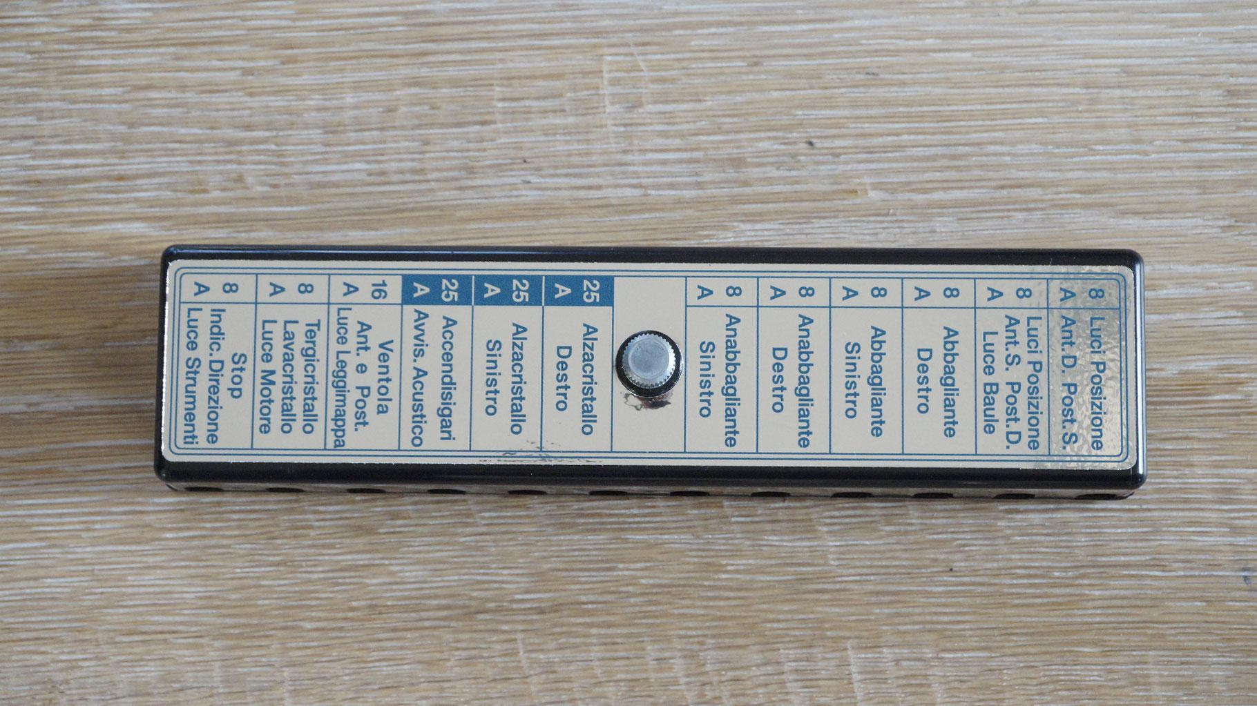 Fuse Box Sicherungskasten Iso Rivolta Club Deutschland Cost Of Car Inquiry Anfrage Inchiesta Enqute Aufkleber Symmetrisch Sticker Symmetric