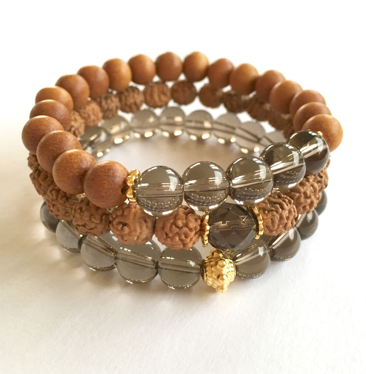 Mix N Match To Create Your Own Bracelet Stack
