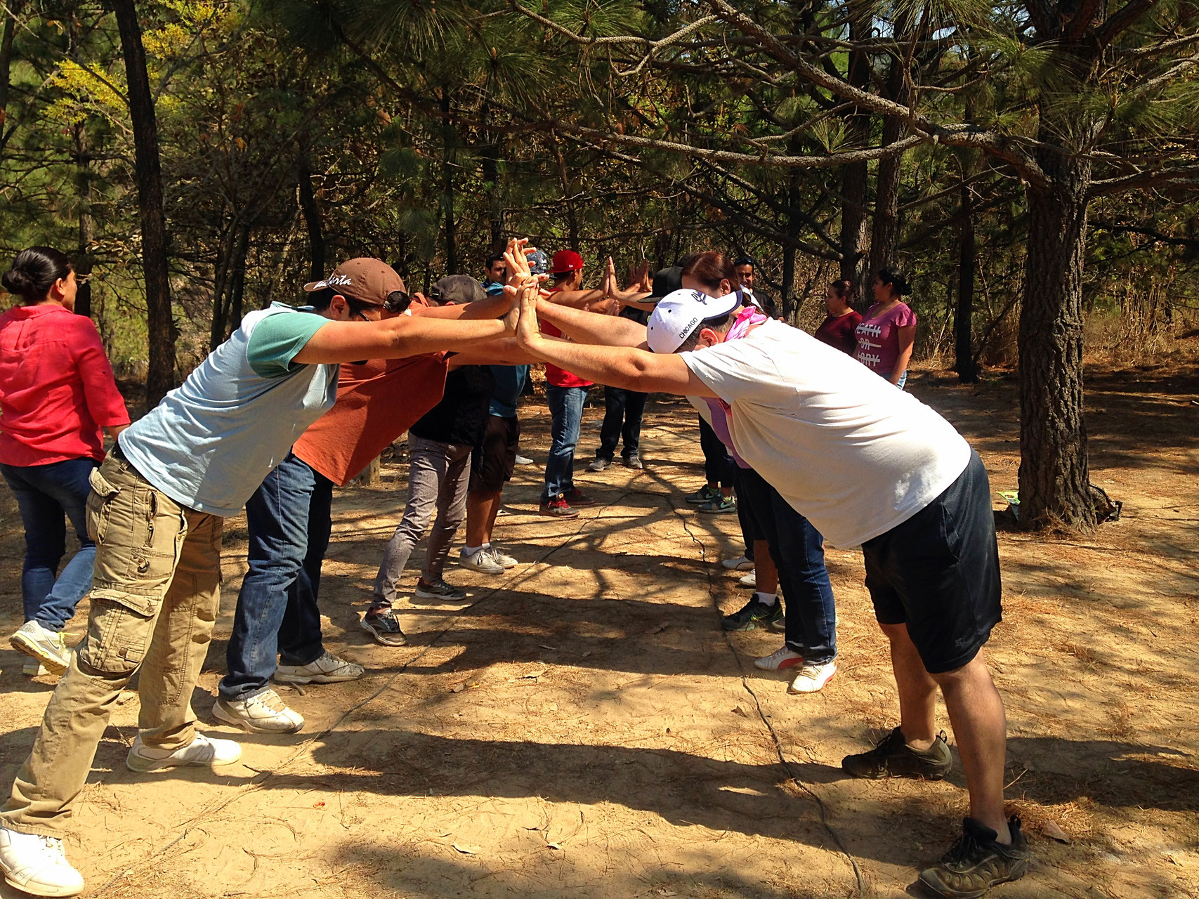 Teambuilding in Mexico and Costa Rica