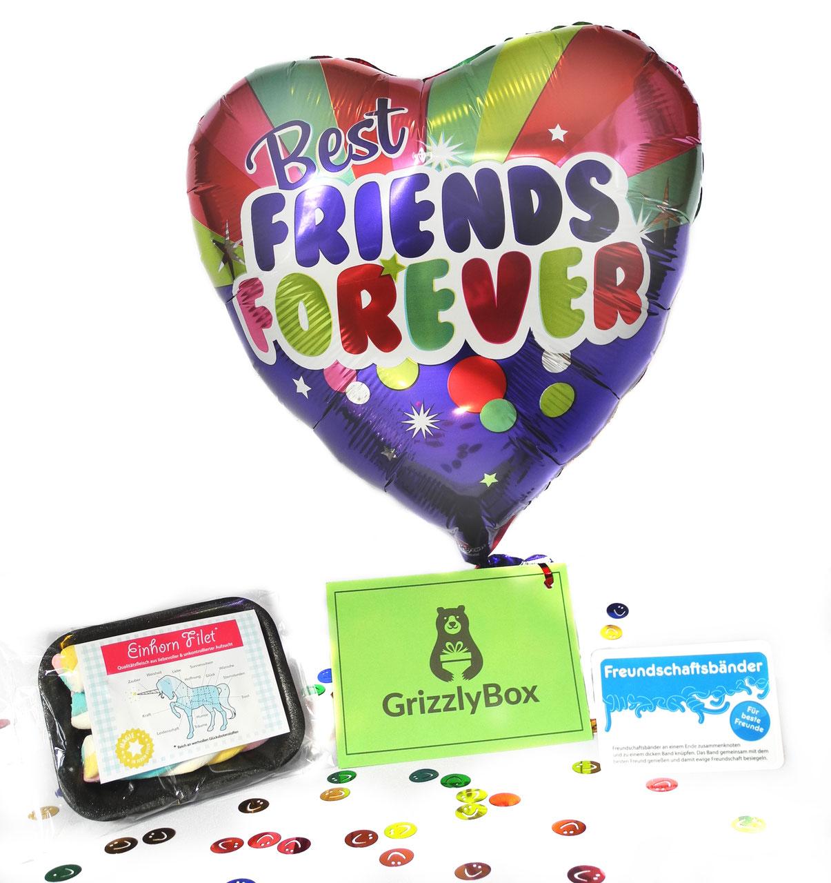 versandhandel grizzlybox geschenkboxen per post. Black Bedroom Furniture Sets. Home Design Ideas