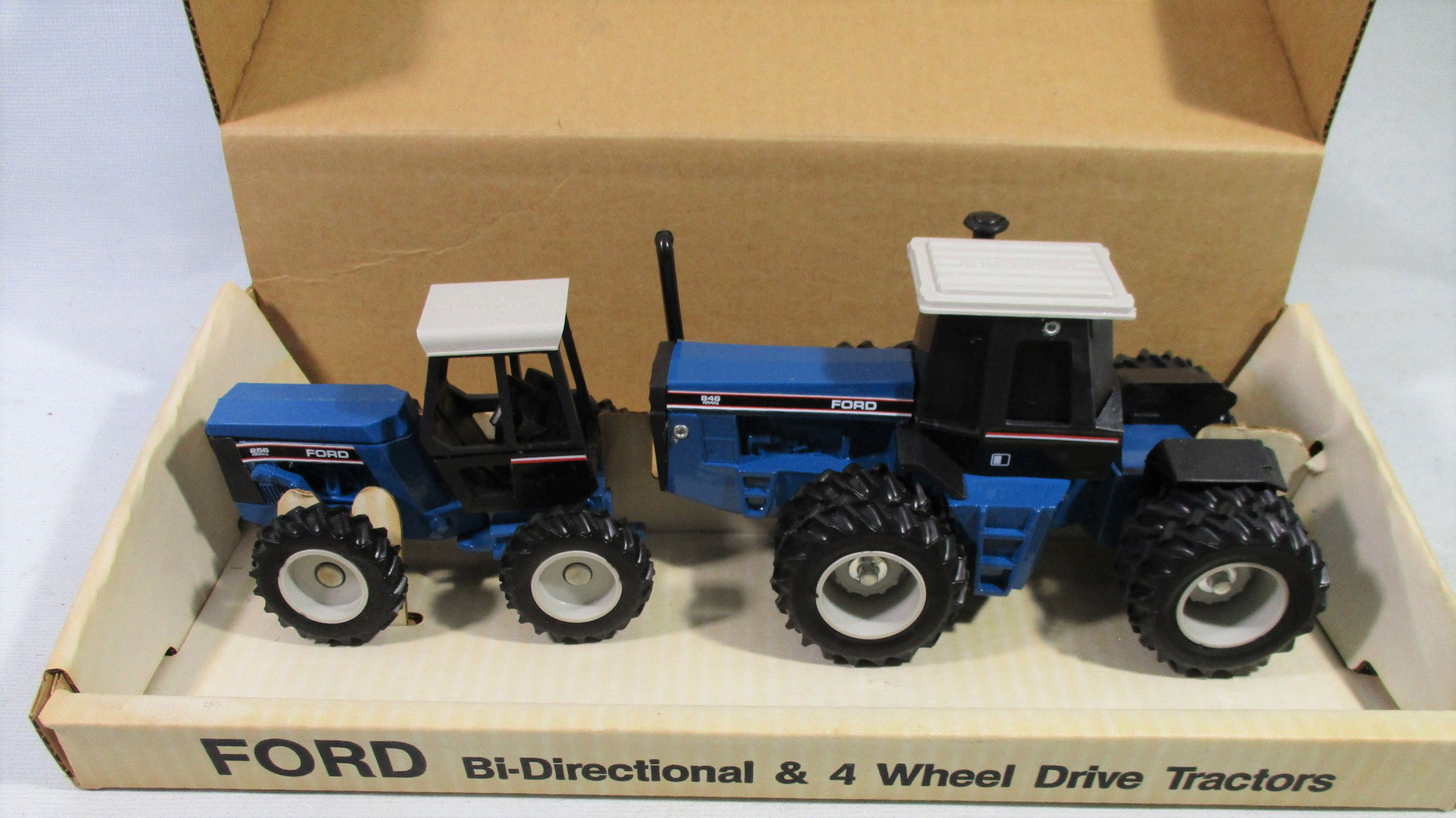 Ford Bi Directional Tractor : Fs farm toys arizona diecast models