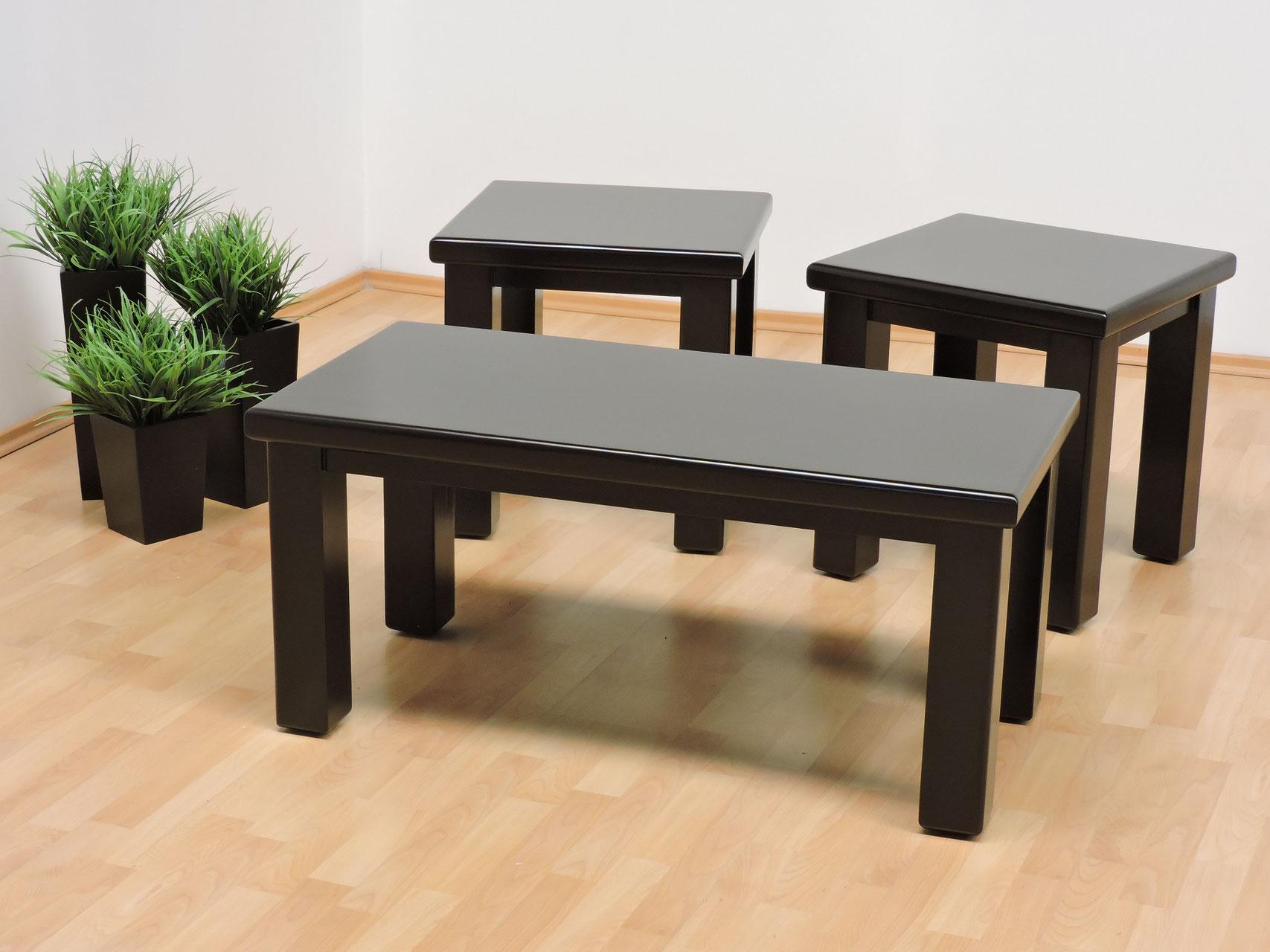 Mesas para sala muebles gm muebles de madera for Juego de sala precios