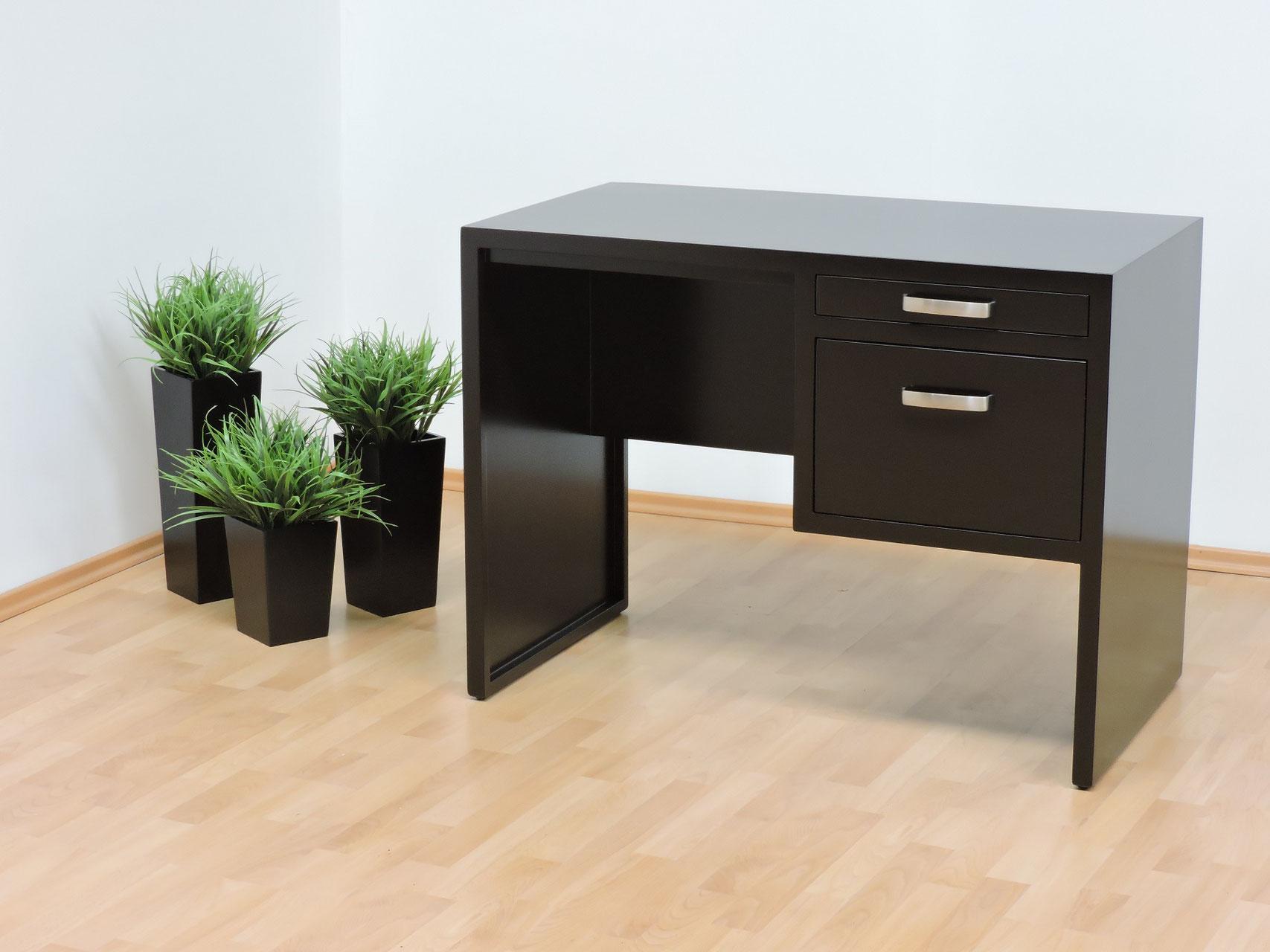 Escritorios muebles gm muebles de madera - Escritorios rusticos de madera ...