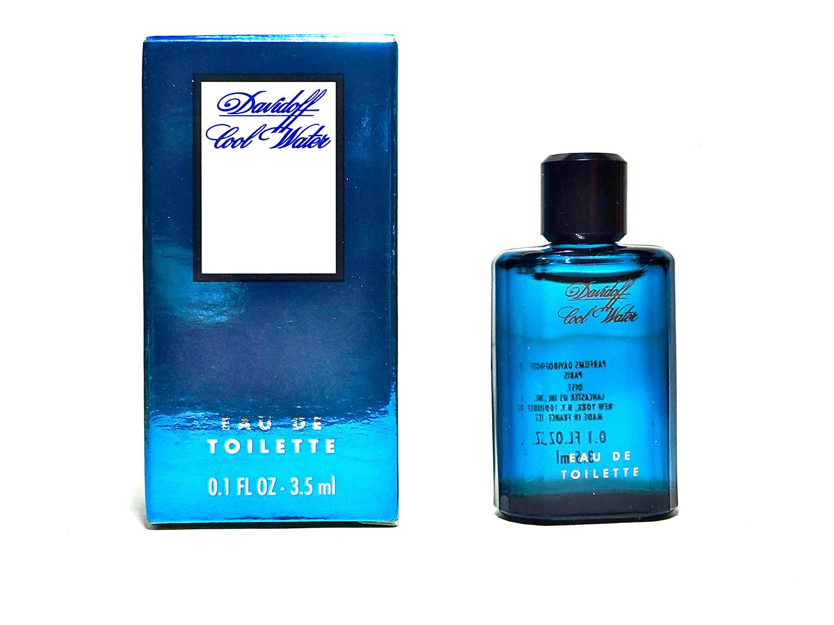 Zino Parfum Collectionner À Davidoff Miniatures De 4Aqc5Rj3L