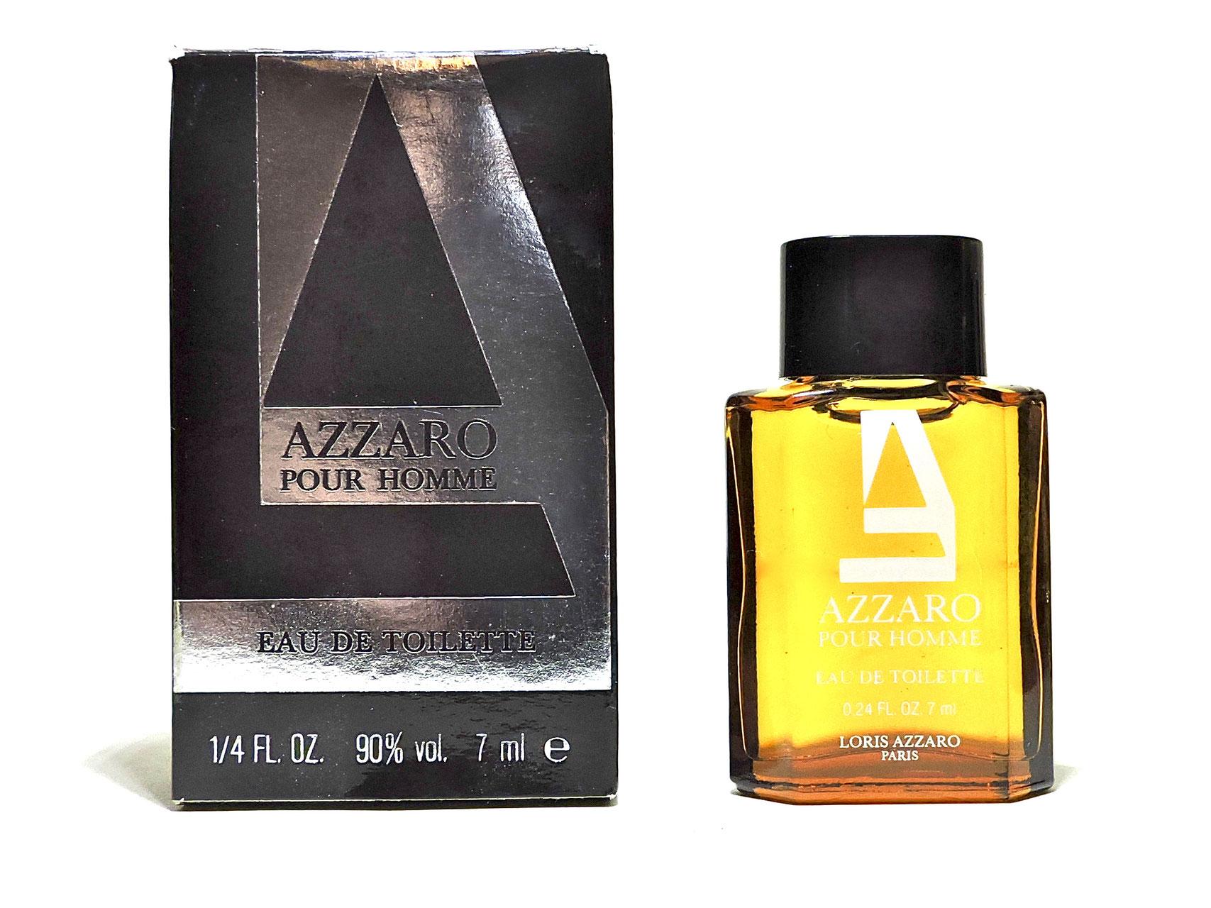 Azzaro Azz Miniatures De Parfum à Collectionner