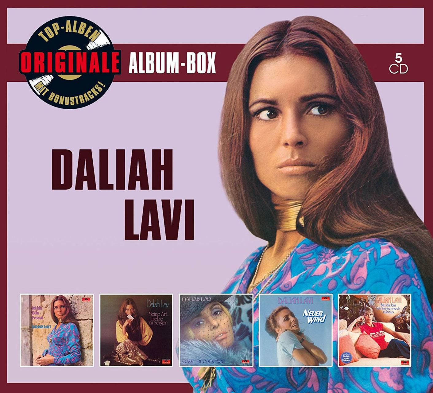 Daliah Lavi - Lieben Sie Partys?