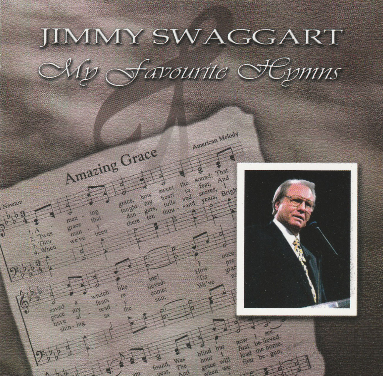 JIMMY SWAGGART (1990-2016)