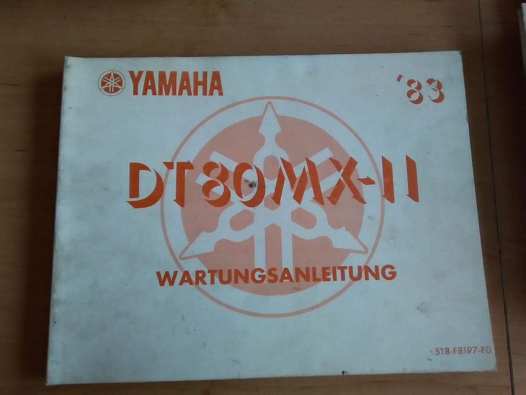 Yamaha Dt 125 Blinker Schaltplan