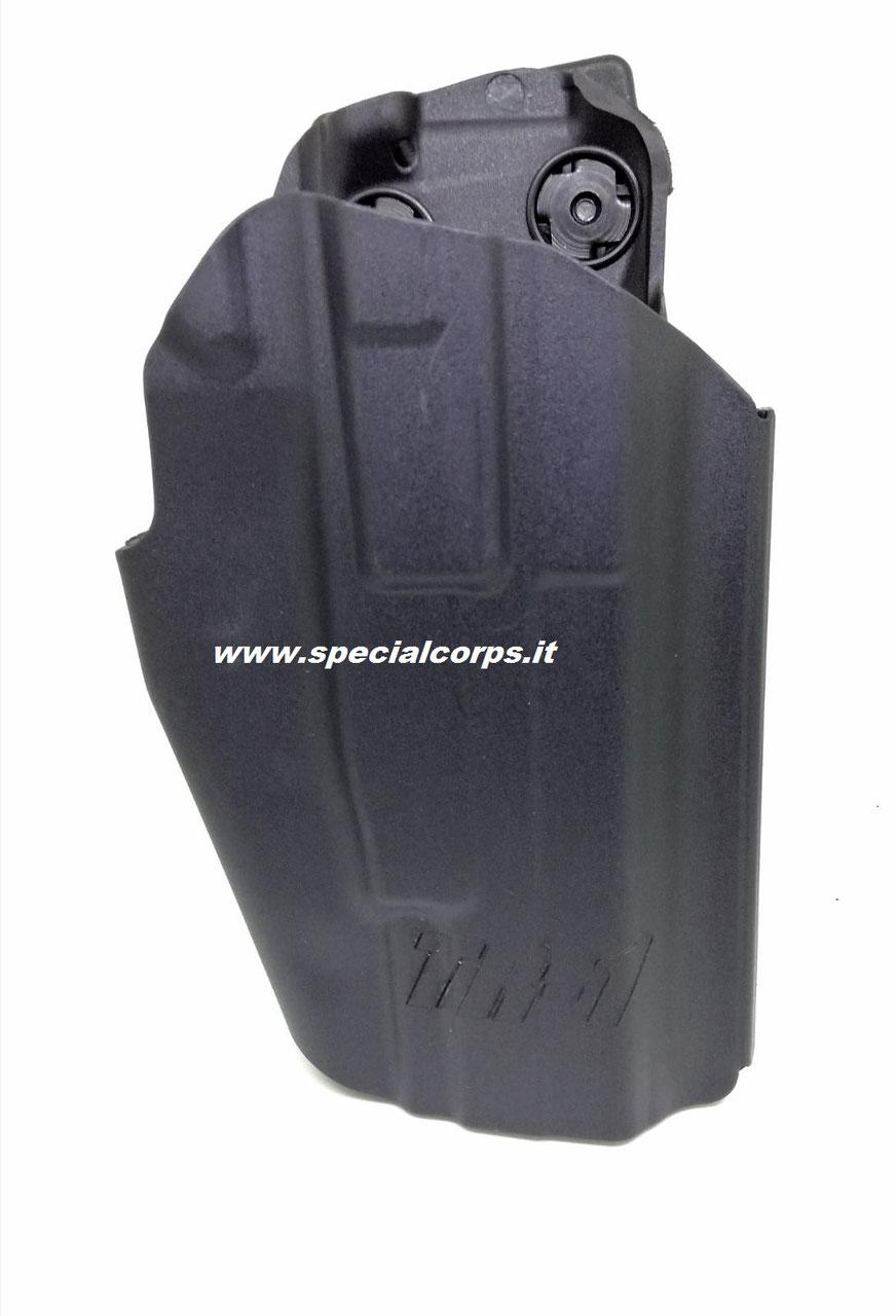 Rack la nuova fondina multi arma special corps roma for Rastrelliera per fucili softair