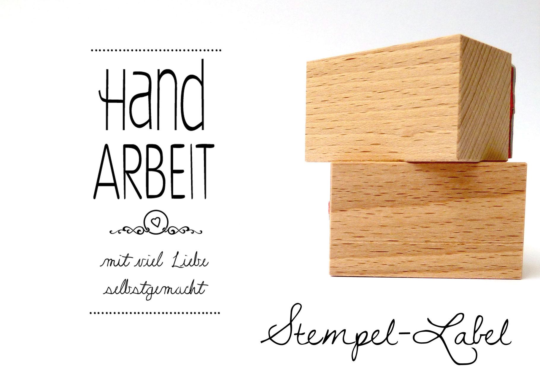 labels stempelbude. Black Bedroom Furniture Sets. Home Design Ideas