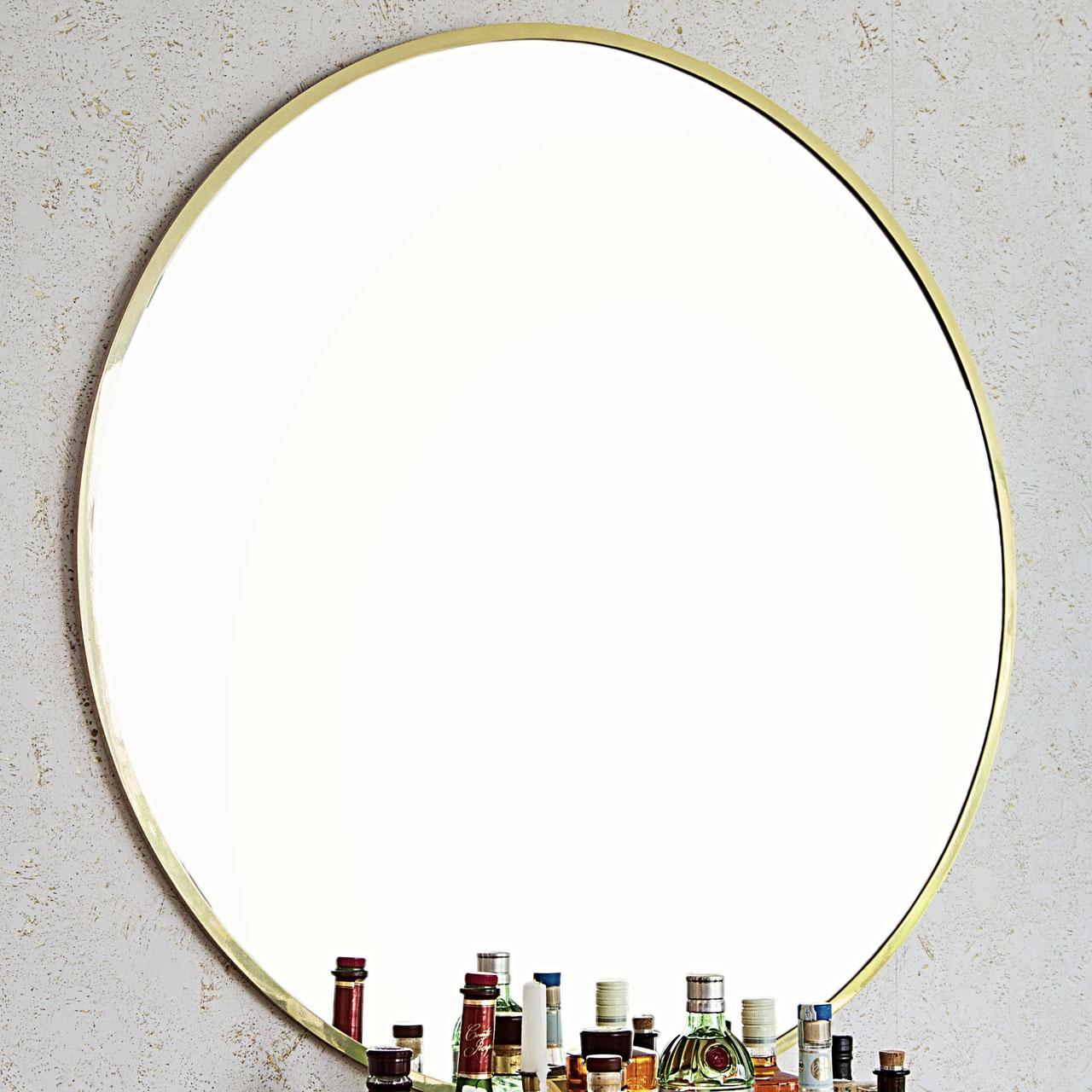 mirror spiegel rund neue prototypen sind da bei interesse bitte melden time to gohome. Black Bedroom Furniture Sets. Home Design Ideas