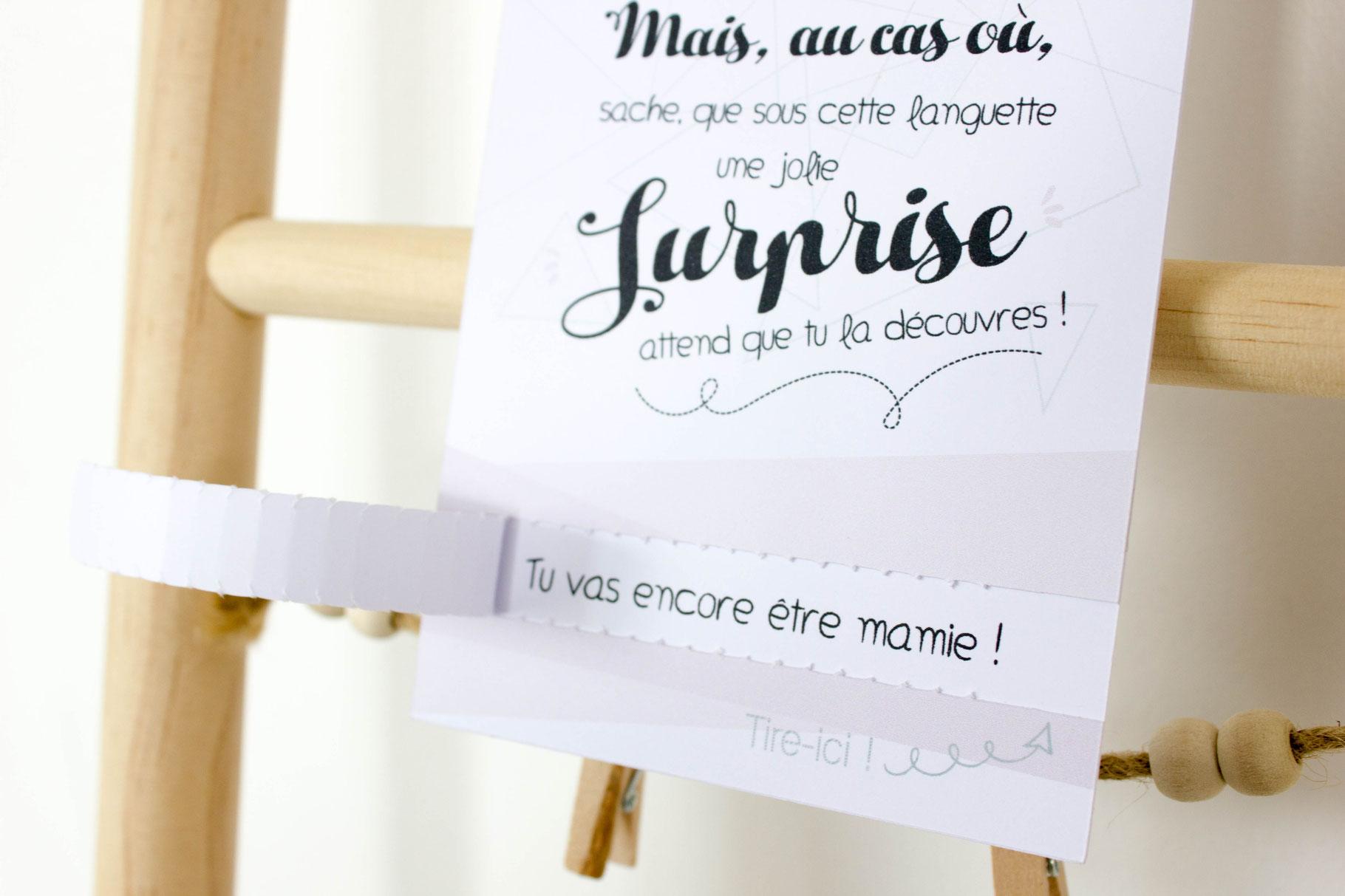 Annonce Témoin Mariage tout carte surprise nude : demande témoin - annonce grossesse - annonce