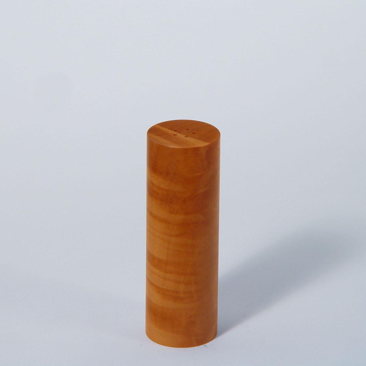 Holz Salzstreuer Im Edlen Bestandig Design