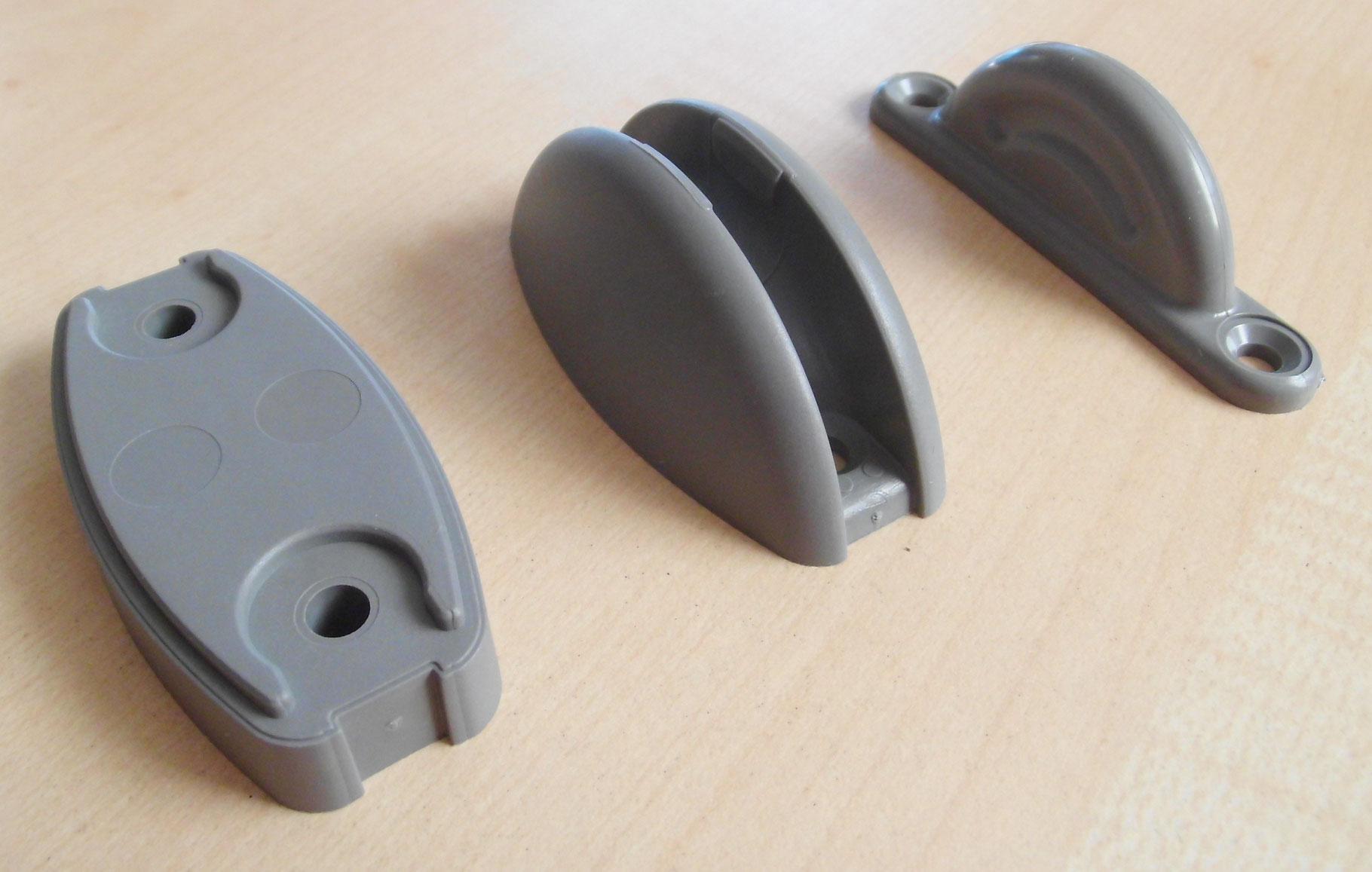 Spezielle Fahrzeug-Teile Türfeststeller Türhalter Klemmhalter für