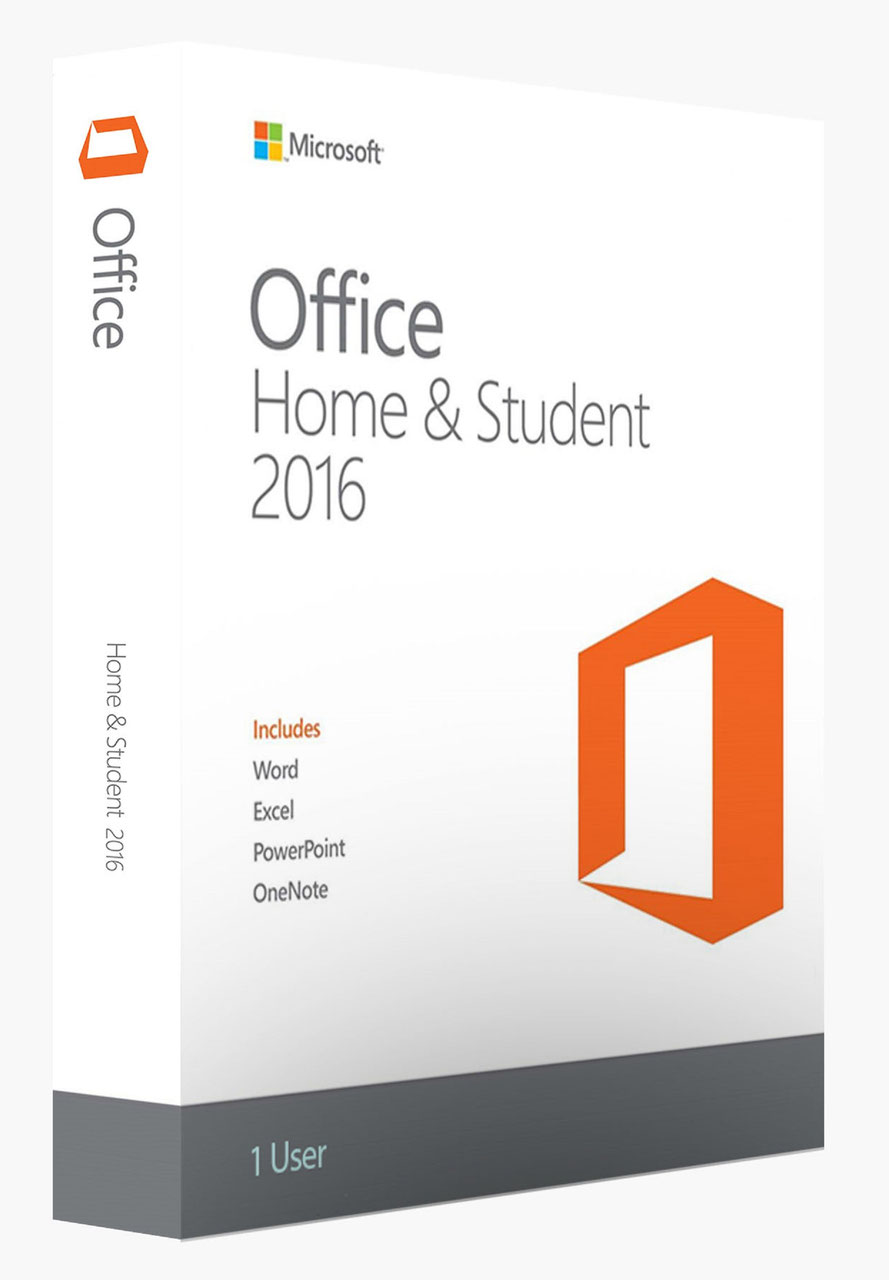 microsoft office home and student 2016 microsoft office. Black Bedroom Furniture Sets. Home Design Ideas