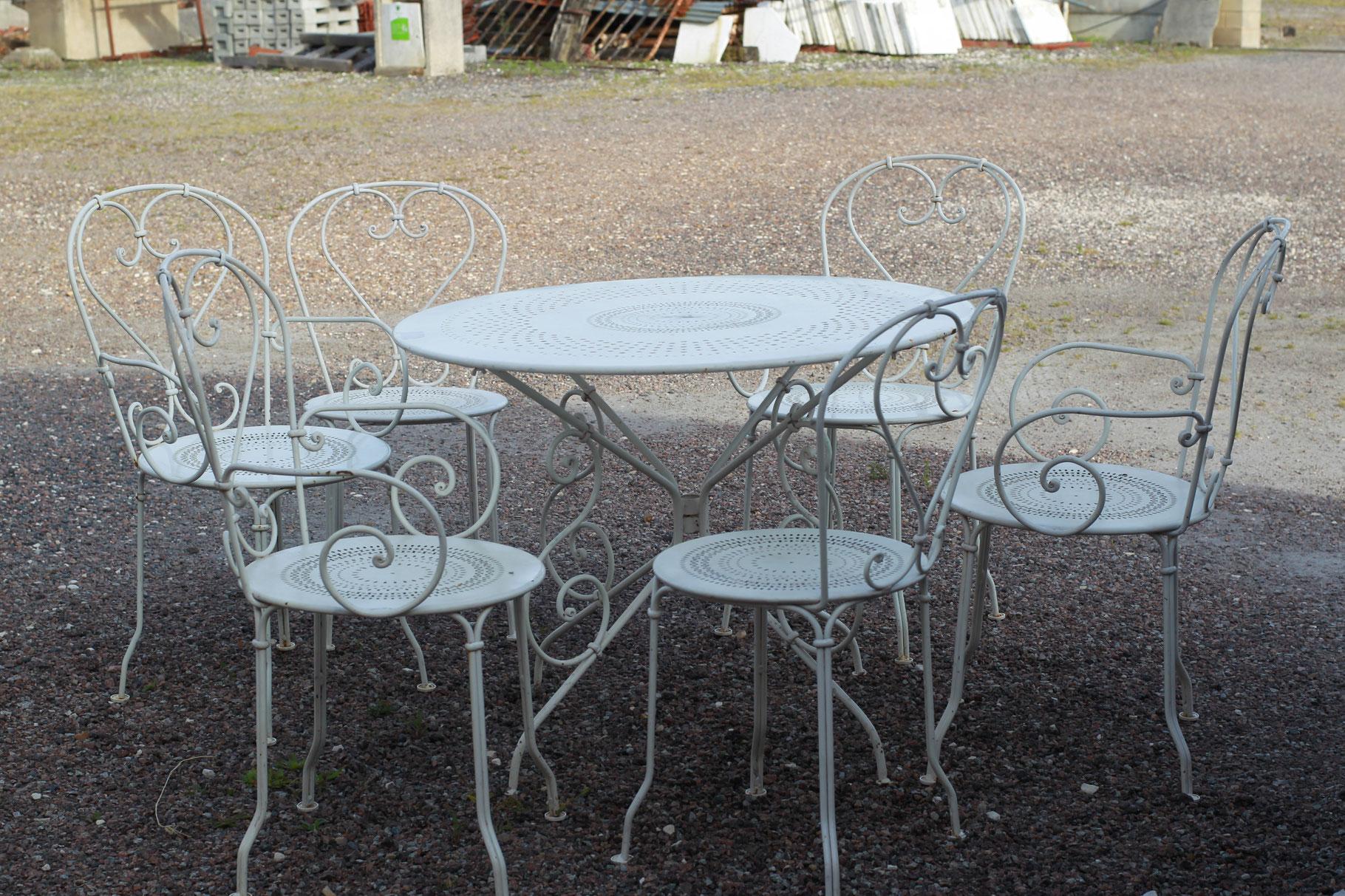 16 Mobilier De Jardin Materiaux Antiquites Edelweiss