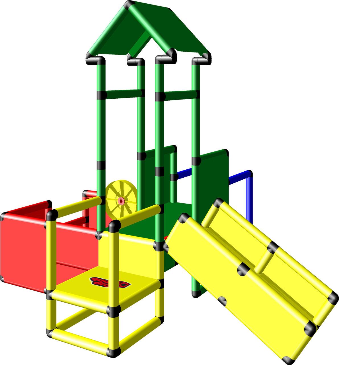 playcenter f r kleinkinder s quadro der grossbaukasten. Black Bedroom Furniture Sets. Home Design Ideas