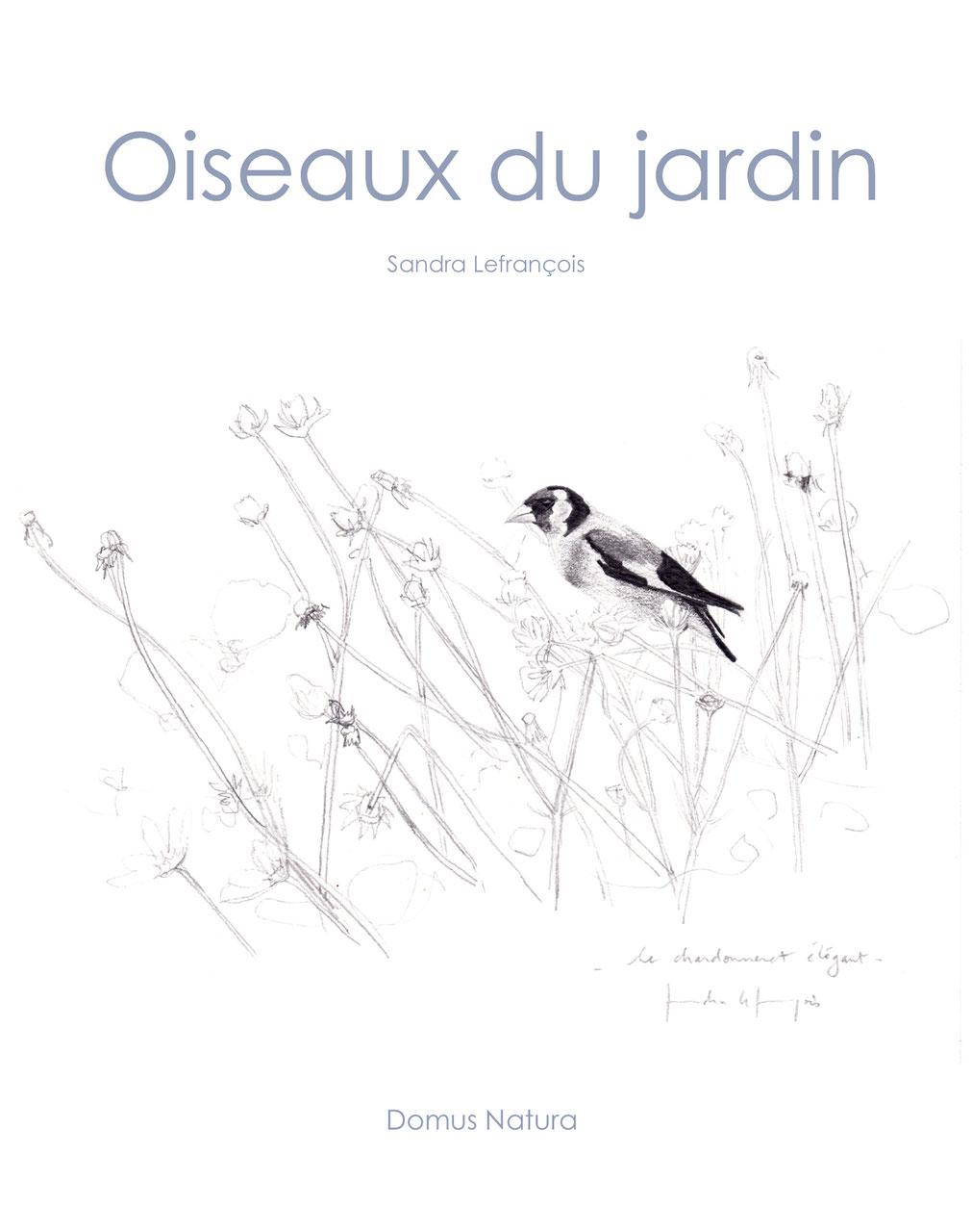 Livres domus natura for Oiseaux du jardin