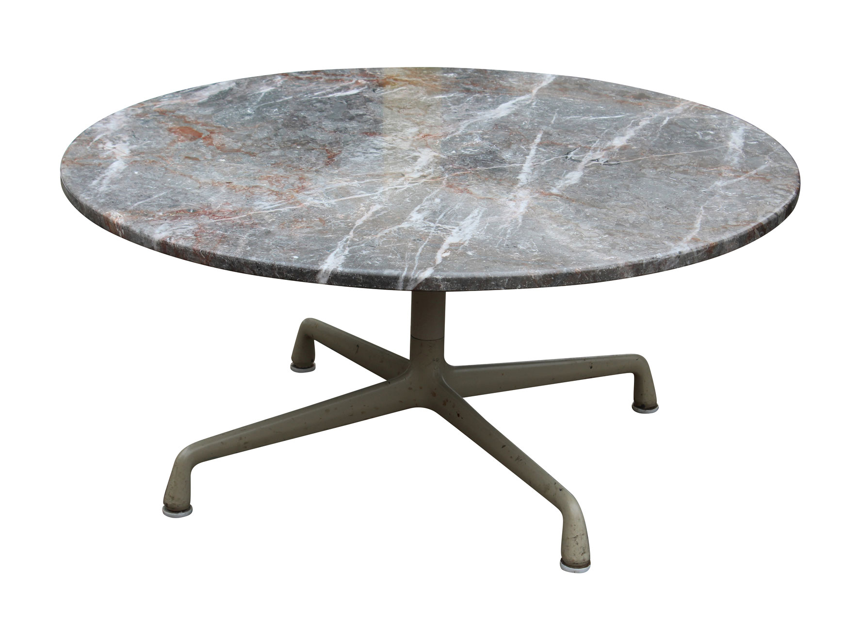 Marble Eames Herman Miller Coffee Table Nueve Grand Rapids