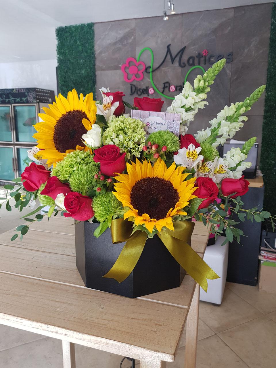 Matices Diseño Floral L Florerias En Nuevo Laredo Matices