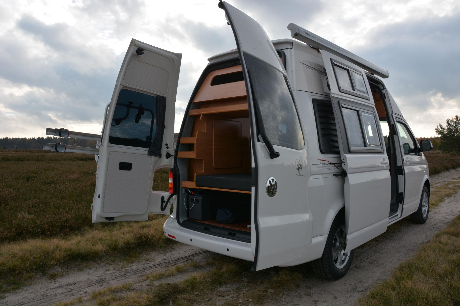wohnmobil vw t5 hochdach volkswagen car. Black Bedroom Furniture Sets. Home Design Ideas