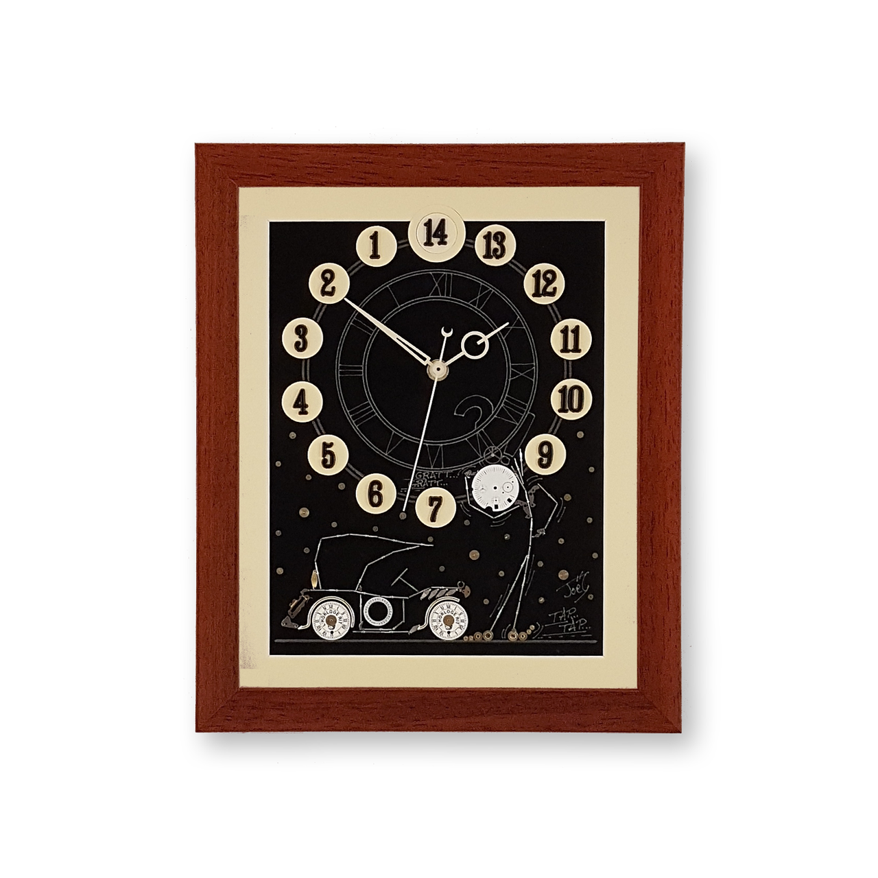 Horloges De 14h L Horloge Rit
