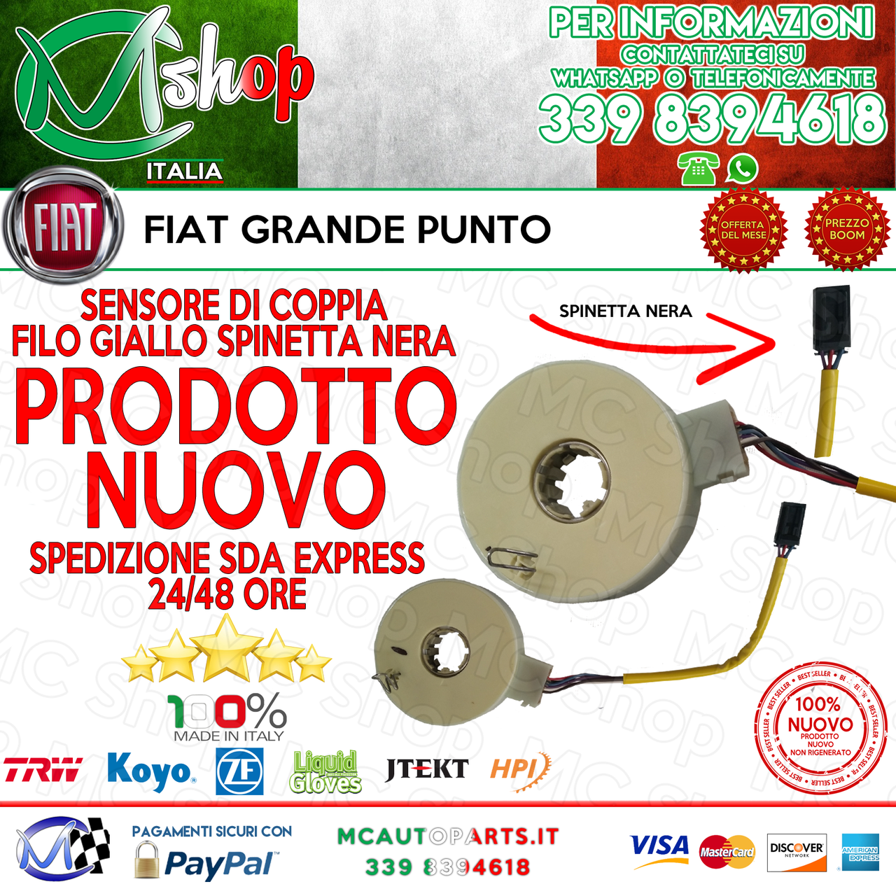RISOLTO - [PUNTO 188 RESTYLING 1.2 188A4000 '03 ...