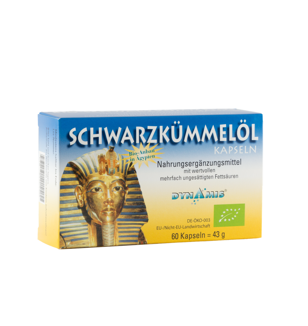 4b46ec190c41c9 BIO Schwarzkümmelöl Kapseln + E - Dynamis Gesundheitsprodukte ...
