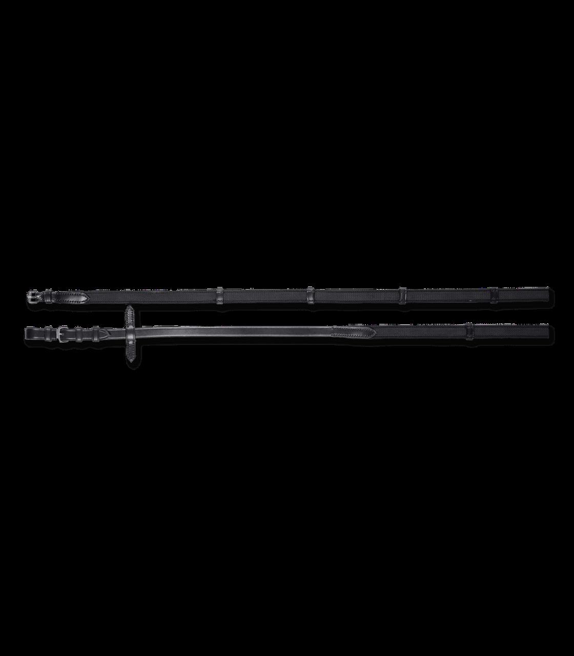 braun Waldhausen Kandarenz/ügel Leder X-Line 12 mm braun