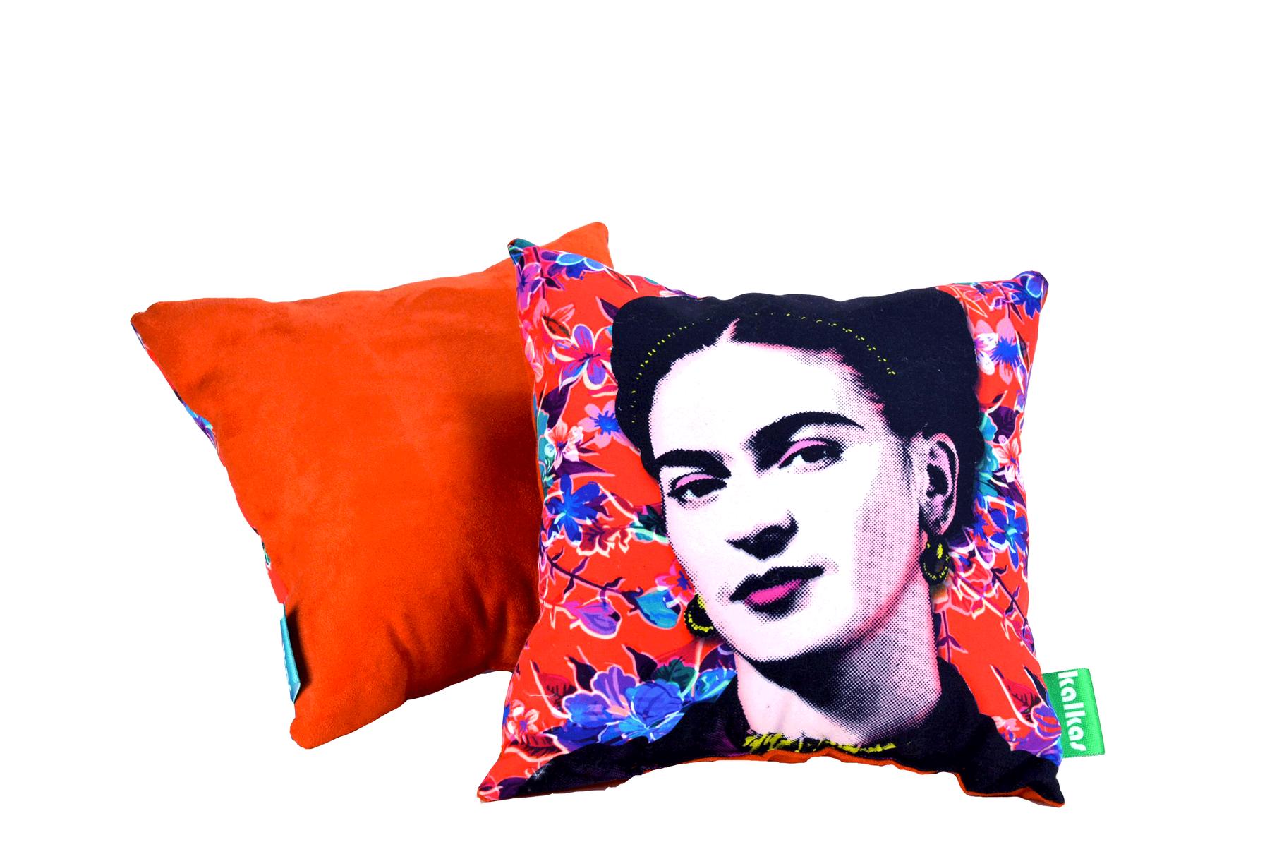 kissen frida kahlo cosita bonita mexican lifestyle. Black Bedroom Furniture Sets. Home Design Ideas
