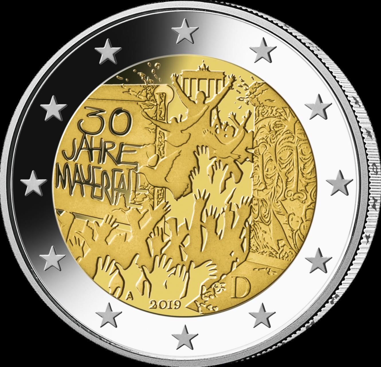 2 euro münze bundesrat