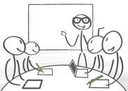 Lernen, anwenden & umsetzen