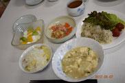 受講生が作った料理