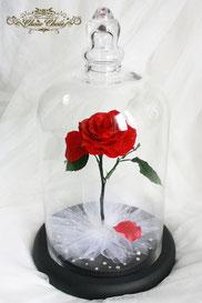 ディズニー 美女と野獣 一輪の薔薇 結婚式 ウェディング プレゼント フラワーギフト