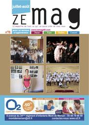 ZE mag MDM 78 juillet-août 2017