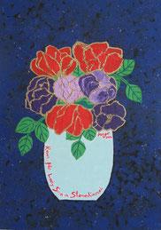 Rosen für Lady Sina im Sternenhimmel
