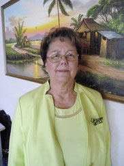 Gerda Albers Gründungs Mitglied