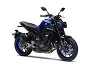 MT-09 ABS ディープパープリッシュブルーメタリックC (ニューカラー/ブルー)