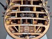 40-44 HMS Victory | Period:  1765 Scale:  1/78 | Panart | Mitsuru Matsubara
