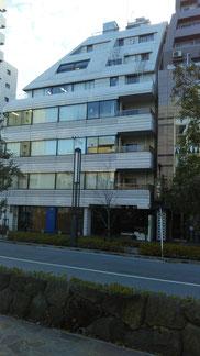 新橋吉樹ビル(環2通り沿い)